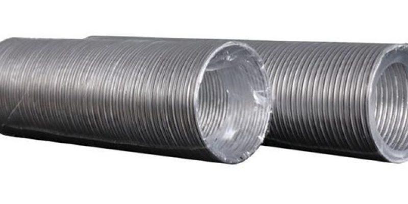 Воздуховоды алюминиевые